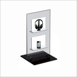 Windo-2 Counter Top Displays for Electronics