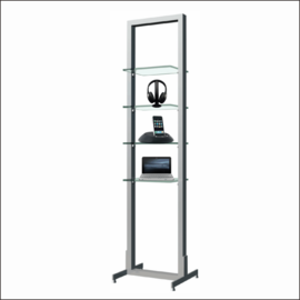 AR2 Electronics Display Shelf System