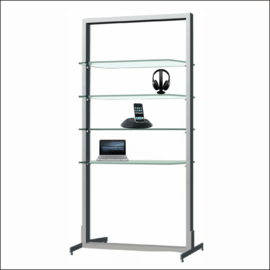 AR251 Electronics Display Shelf System