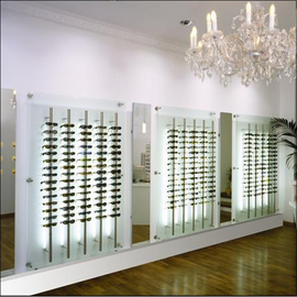 Rod Panel Sunglass Displays