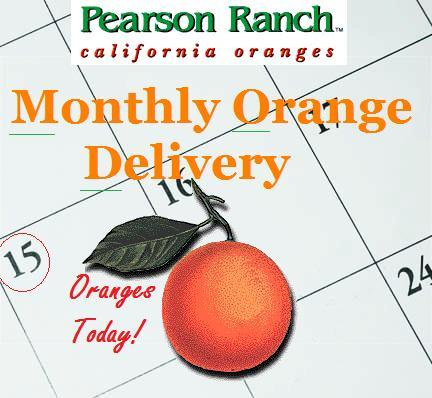 Monthly Orange Delivery Program