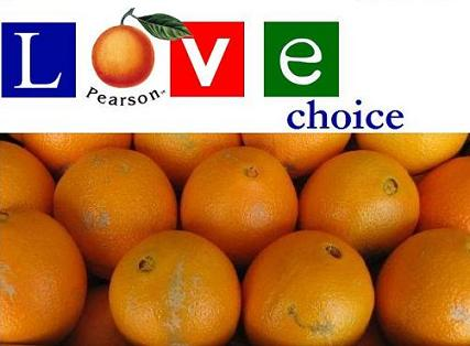 Love Choice Oranges
