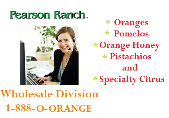 Wholesale Oranges, Specialty Citrus and More