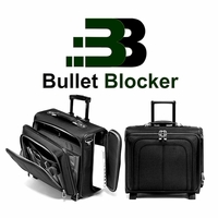 BulletBlocker NIJ IIIA Bulletproof Exec-Mobile Office