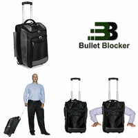 "Bulletproof Exec-Carry-On + <font color=""red"">FREE Bulletproof Panel</font>"