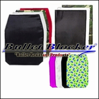 BulletBlocker NIJ Rated Inserts and Panels