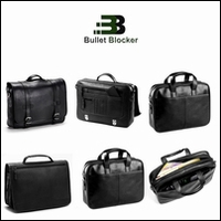 BulletBlocker NIJ IIIA Bulletproof Bags and More