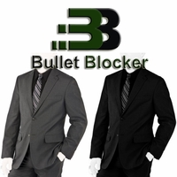 BulletBlocker NIJ IIIA Bulletproof Classic Suit Jacket