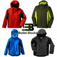 BulletBlocker NIJ IIIA Bulletproof Children Nylon Jacket