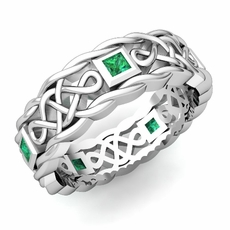 celtic man ring wedding