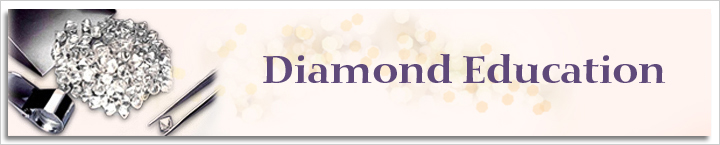 Diamond Education, Learn about diamonds with My Love Wedding Ring