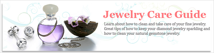 Jewelry Care Guide | My Love Wedding Ring