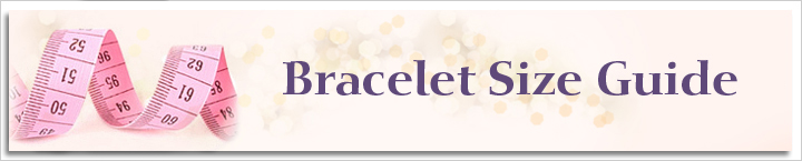 Bracelet Size Chart: Find Your Bracelet Size | My Love Wedding Ring