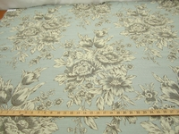 r9165, 1.5 yards Floral Tapestry Upholstery Fabric