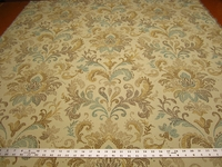 r9685, 3 yards of paisley brocade upholstery fabric
