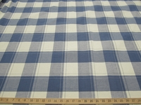 r9253b, 1 1/2 yds Logan Plaid Upholstery or Drapery