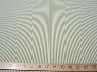 r8973, 3.5 yd Ticking Type Textured Stripe Upholstery