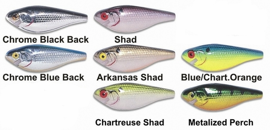 Cotton Cordell CC Shad