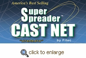 Fitec Super Spreader Casting Nets