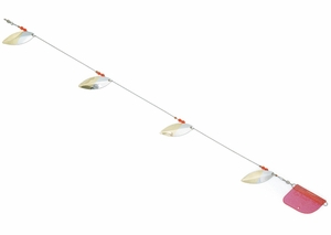 Luhr-Jensen Willow Leaf Flex-i-Troll