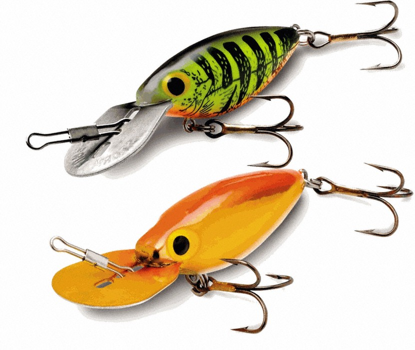 storm lures original hot 'n tot all sizes/colors available, Reel Combo