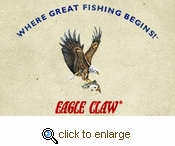 Eagle Claw Floats, Swivels, and Sinkers