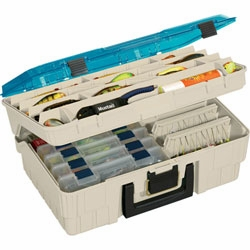 Plano 1350  Large 3 Level Magnum Satchel Tackle Box