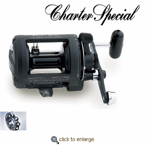 Shimano Charter Special Conventional Fishing Reels