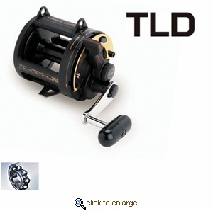 Shimano TLD Conventional Fishing Reels