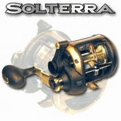 Okuma Solterra Lever Drag, Single & Double Speed  Conventional Reels