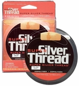 Silver Thread Super Fishing Line Clear 3000yd Spools