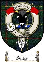 Aulay Clan Badge / Tartan FREE preview