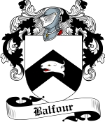 Balfour Family Crest / Balfour Coat of Arms JPG Download