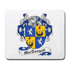 Scottish Coat of Arms Mouse Pads