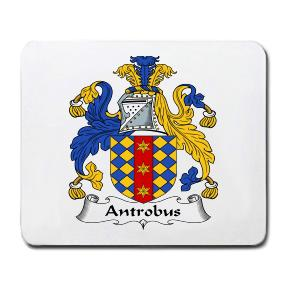 Antrobus Coat of Arms Mouse Pad
