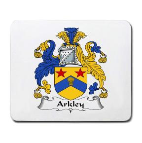 Arkley Coat of Arms Mouse Pad