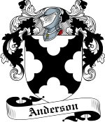 Anderson Family Crest / Anderson Coat of Arms JPG Download