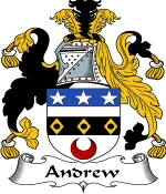 Andrew Family Crest / Andrew Coat of Arms JPG Download