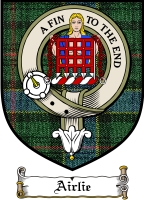 Airlie Clan Badge / Tartan FREE preview