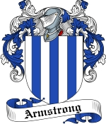 Armstrong Family Crest / Armstrong Coat of Arms JPG Download
