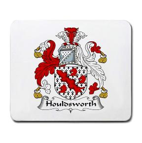 Houldsworth Coat of Arms Mouse Pad