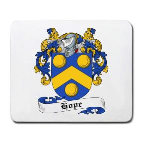 Hope Coat of Arms Mouse Pad