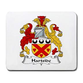 Hartside Coat of Arms Mouse Pad
