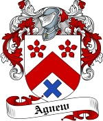 Agnew Family Crest / Agnew Coat of Arms JPG Download