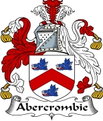 Abercrombie Family Crest / Abercrombie Coat of Arms JPG Download