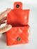 $1600 Gorgeous! Authentic Red Patent Leather Reissue Ankle / Wristlet Bag (Clearance)