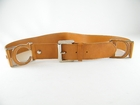 Authentic CHRISTIAN DIOR Brown Leather Belt (Clearance) (SOLD!)