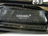 Authentic NEW CHANEL BLACK RABBIT FUR MODERN CHAIN RESIN EVENING BAG PURSE (SOLD!)