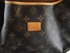 Authentic Louis Vuitton Saumur Monogram Leather Handbag Bag Purse (SOLD!)