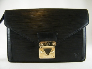 Men or Women Authentic Louis Vuitton Epi Leather Pochette Clutch Bag (CLEARANCE) (SOLD!)